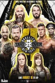 NXT Takeover: Brooklyn IV streaming vf