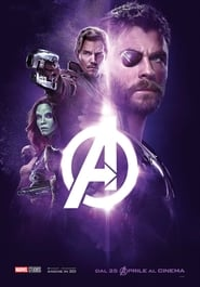 Streaming Avengers: Infinity War (2018) Full Movie Online