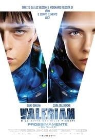 Watch Full Movie Valerian and the City of a Thousand Planets (2017)