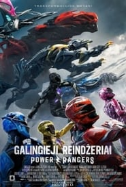 Download and Watch Full Movie Power Rangers (2017)