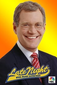 Late Night with David Letterman streaming vf