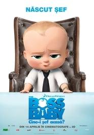 Watch Full Movie The Boss Baby (2017)