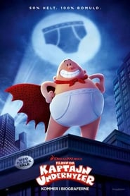 Watch Movie Online Captain Underpants: The First Epic Movie (2017)