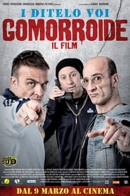 Poster Movie Gomorroide 2017
