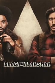 Streaming Movie BlacKkKlansman (2018) Online