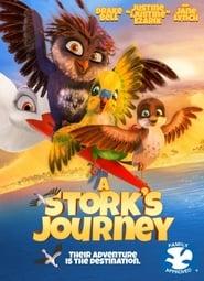 Poster Movie A Stork's Journey 2017