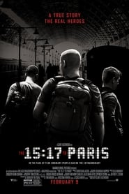 Watch Full Movie The 15:17 to Paris (2018)