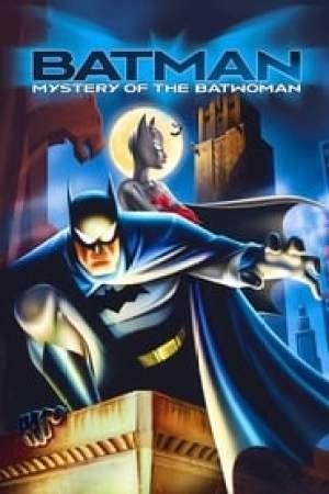 Batman: Le mystère de Batwoman