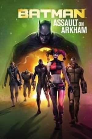 Batman, Assaut sur Arkham