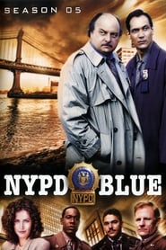 New York Police Blues streaming vf
