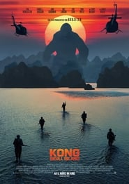 Poster Movie Kong: Skull Island 2017
