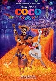 Poster Movie Coco 2017