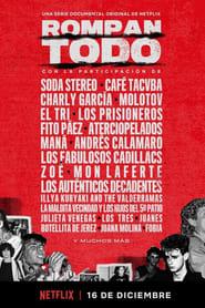 Rompan todo: La historia del rock en América Latina streaming vf