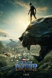 Watch Full Movie Online Black Panther (2018)