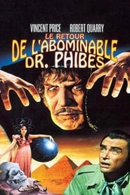 Le retour de l'abominable docteur Phibes streaming vf