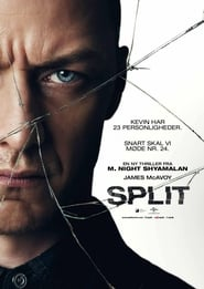 Poster Movie Split 2017