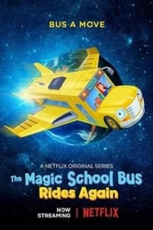 Les nouvelles aventures du Bus magique : Voyage dans l'espace