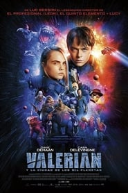 Valerian and the City of a Thousand Planets (2017) [Movie Free]