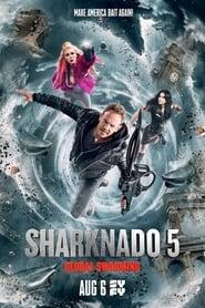 Streaming Full Movie Sharknado 5: Global Swarming (2017)