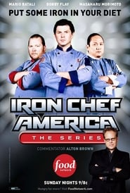 Iron Chef America streaming vf