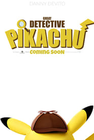 Download and Watch Full Movie Detective Pikachu (2019)