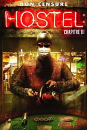 Hostel, chapitre III