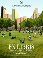 Watch Full Movie Online Ex Libris – New York Public Library (2017)