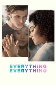 Poster Movie Everything, Everything 2017