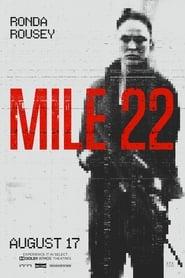 Streaming Movie Mile 22 (2018) Online