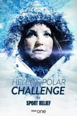 Helen's Polar Challenge for Sport Relief