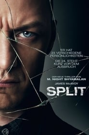 Poster Movie Split 2016