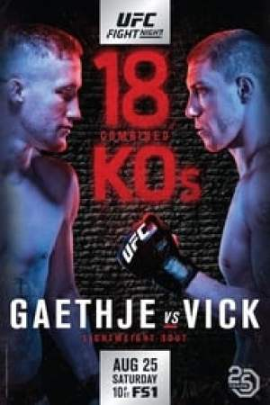 UFC Fight Night 135: Gaethje vs. Vick