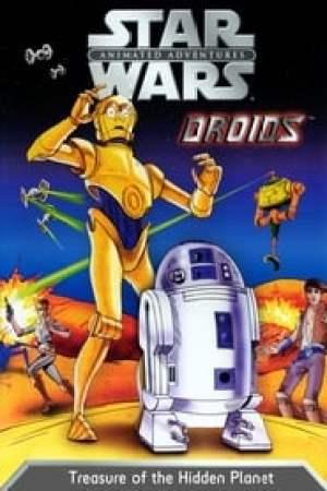 Star Wars : Aventures Animées - Le Trésor de la Planète Cachée