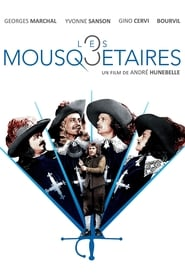 Les trois mousquetaires streaming vf