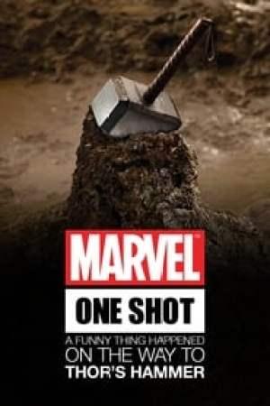 Editions uniques Marvel : Une drôle d'histoire en allant voir le marteau de Thor