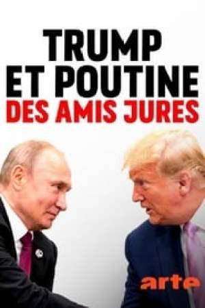 Amis jurés : Trump et Poutine