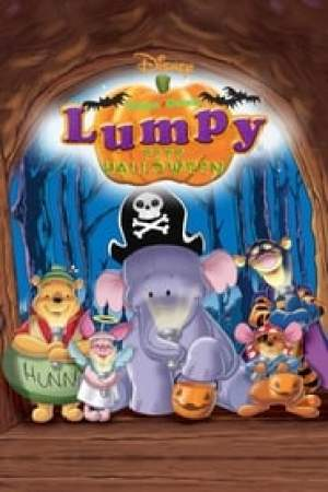 Winnie l'Ourson - Lumpy fête Halloween