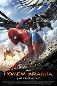 Poster Movie Spider-Man: Homecoming 2017