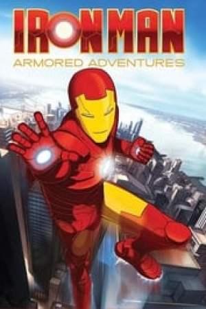 Iron Man - Armored Adventures