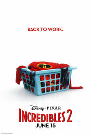 Download and Watch Full Movie Incredibles 2 (2018)