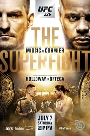 UFC 226: Miocic vs. Cormier streaming vf