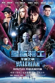 Download and Watch Full Movie Valerian and the City of a Thousand Planets (2017)