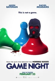 [Watch] Game Night (2018) Full Movie Free