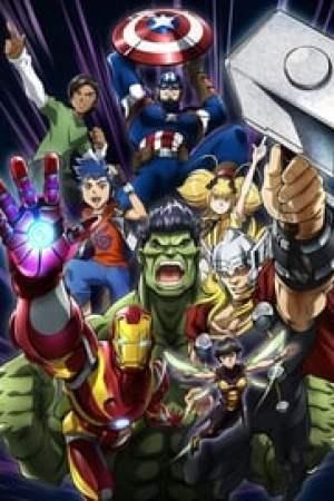 Marvel's Future Avengers