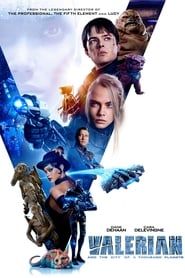 Streaming Full Movie Valerian and the City of a Thousand Planets (2017) Online
