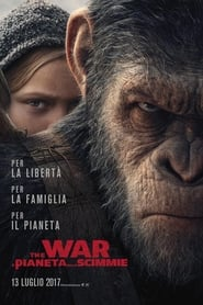 Download and Watch Full Movie War for the Planet of the Apes (2017)