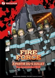 Fire Force streaming vf