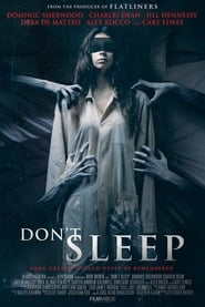 Streaming Full Movie Don't Sleep (2017) Online