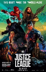 Poster Movie Justice League 2017