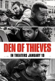 Streaming Full Movie Den of Thieves (2018)